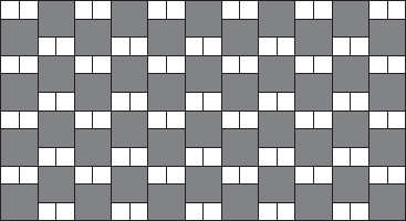 Kombinacija 10 10x10 i 20x20