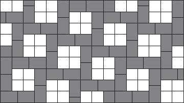 Kombinacija 20 20x20 i 30x20